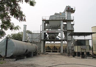 Asphalt Batch Mix Plant Manufacturers, Hot Mix Plant, Sensor