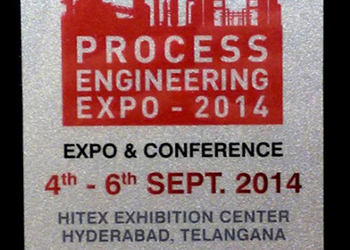 PROCESS ENGINEERING EXPO - 2014